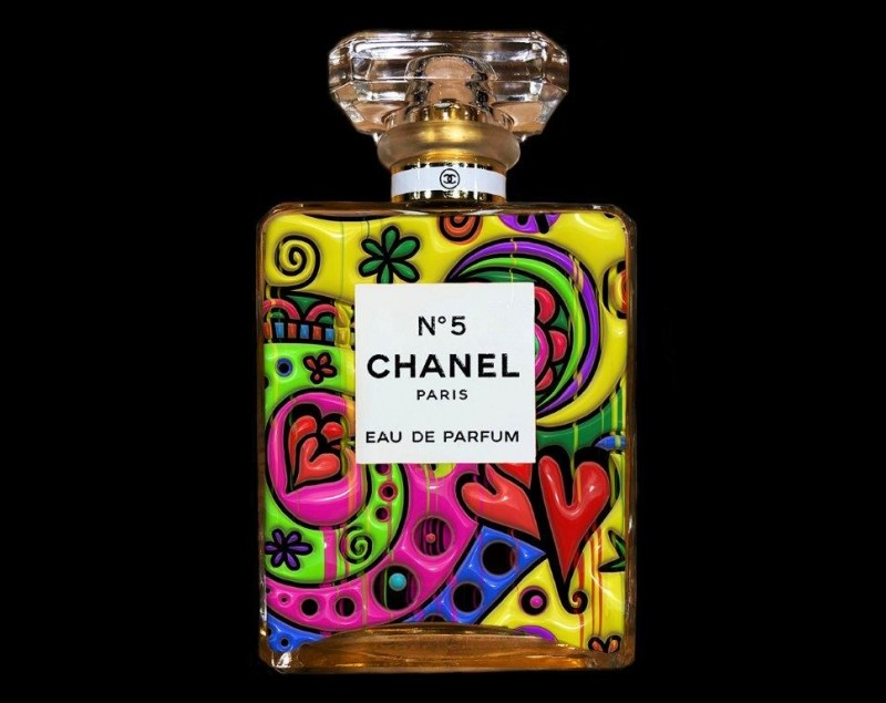 'Chanel No 5' - Colour Edition - Oplage: 8 exemplaren - Diversen