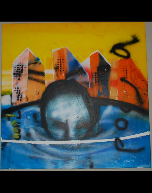 'Little man drowning in a big city' - Herman Brood