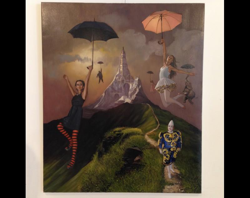 'Rutteli's flying circus' - Roeland van der Kley