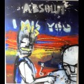 'Absolut I miss you' - Herman Brood