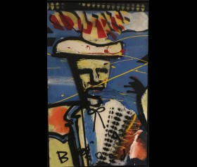 'Jimmy Cowboy' - 'Durf' - Herman Brood