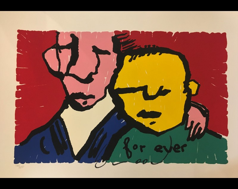 'For ever' - Herman Brood