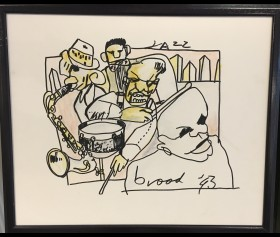 'Jazz' - Herman Brood