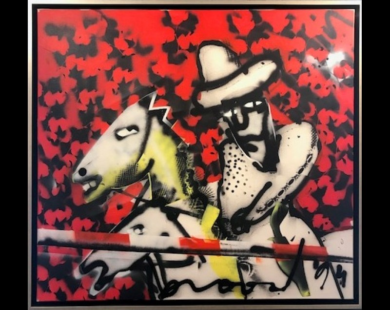 'Kickhorse' - Herman Brood