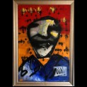 'Knight' door  Herman Brood - Tres Art Kunstgalerie