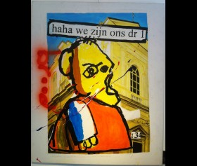'Haha we zijn ons dr 1' - Herman Brood