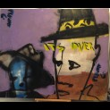 'It's over' - Collector's item! - Afkomstig Herman Brood Museum privé collectie! door  Herman Brood - Tres Art Kunstgalerie