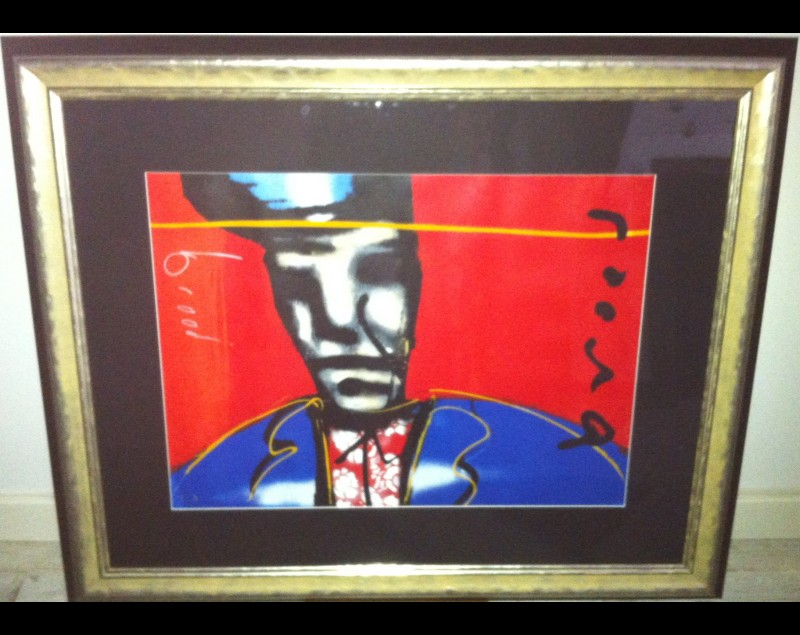 'Little Richard' - Herman Brood