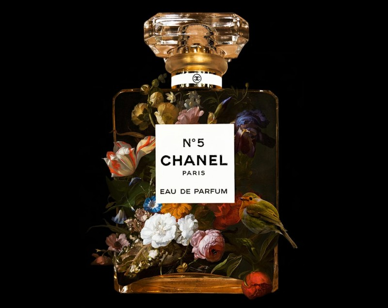 'Chanel No5 - bird' - Diversen