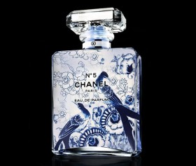 'Chanel No 5' - Blue Edition - Oplage:8 exemplaren - Diversen