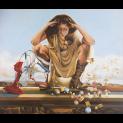 'Clearing my mind' - Helene (giclée) Terlien
