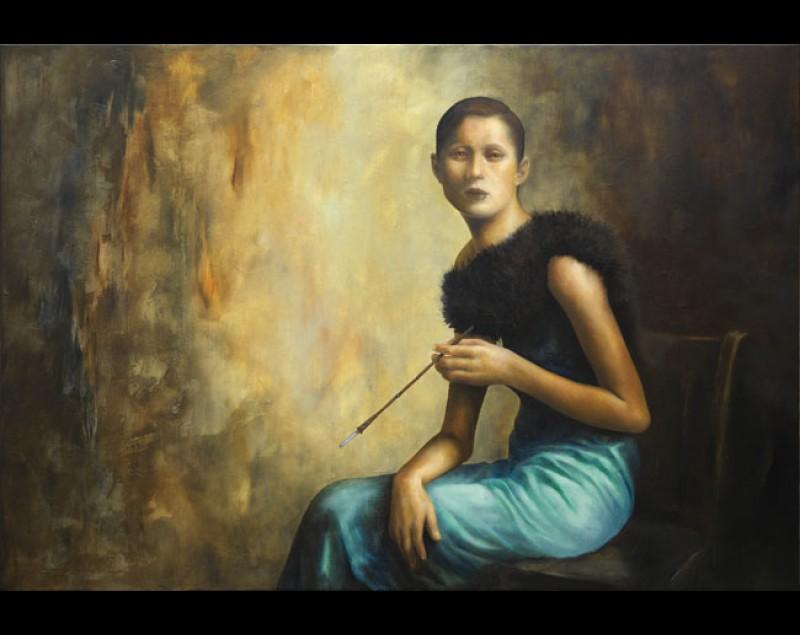 ''Femme fatal'' - Johan Gorter