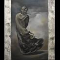 ''bedouin'' door  Johan Gorter - Tres Art Kunstgalerie