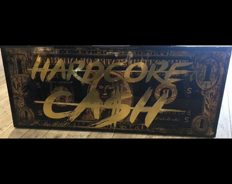 'Hardcore ca$h' - James Chiew