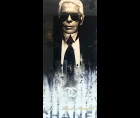 'Karl Lagerfeld' - James Chiew