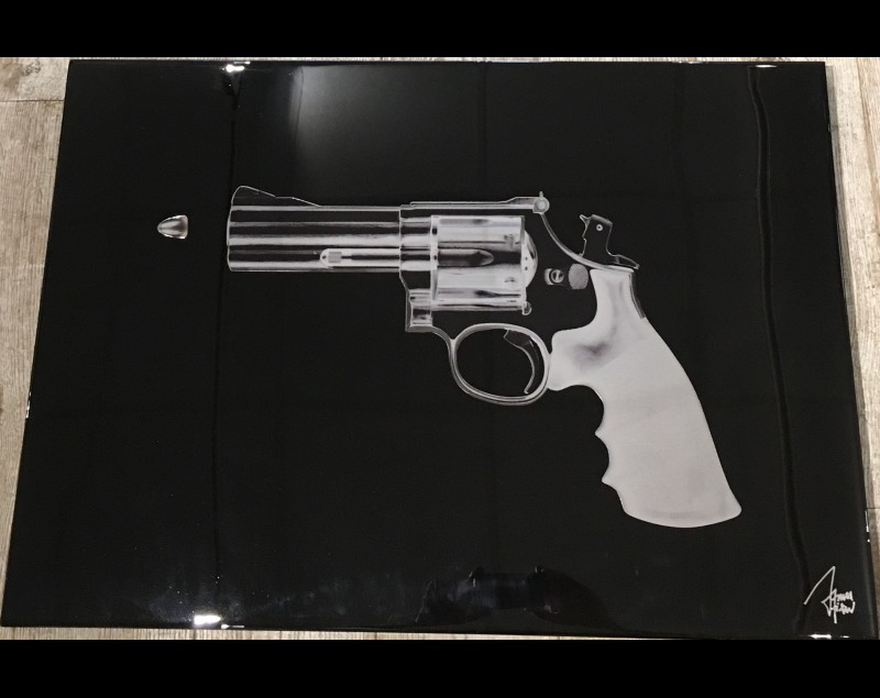 'Silver gun' - James Chiew