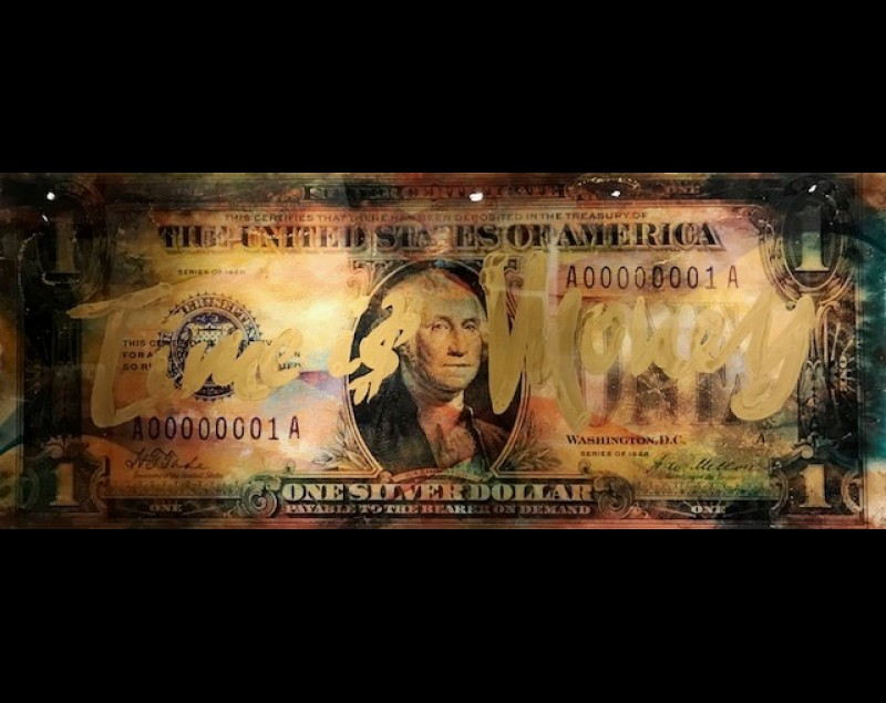 Dollar - 'Time i$ money' - James Chiew