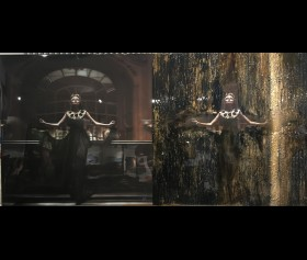 Woman in gold' - James Chiew