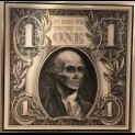 'G. Washington' - In god we trust no one door James Chiew - Tres Art Kunstgalerie