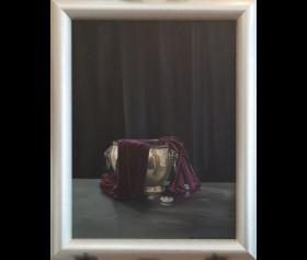 'Koperen pot' - Roeland van der Kley