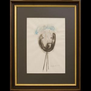 Lucebert bij Tres Art Kunstgalerie