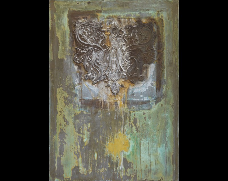 ''zonder titel'' - Maurits Simonette