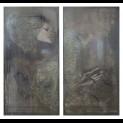 ''Zonder titel'' door  Maurits Simonette - Tres Art Kunstgalerie