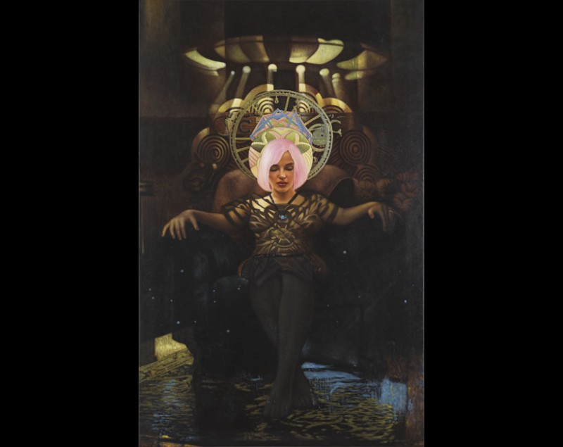 ''Chanting Marilyn'' - Menunana