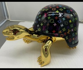'Peace Turtle Louis Vuitton' - Diversen
