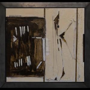 Antonio Poioumen bij Tres Art Kunstgalerie