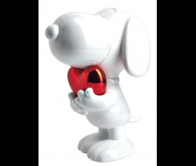'Snoopy with red heart' - Diversen