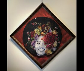 'Flower Power' by Très Art - Helene Terlien
