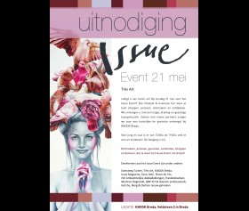 Issue Event 21 mei -