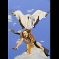 'Vrijheid' - origineel schilderij uit 2004 - Helene Terlien
