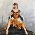 ''Zonder titel'' door  Yvon van Wordragen - Tres Art Kunstgalerie